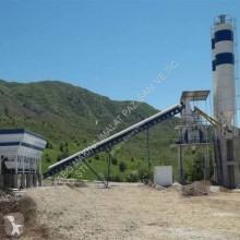 Hormigón Fabo POWERMIX 90 STATIONARY CONCRETE MIXING PLANT WITH HIGH CAPACITY planta de hormigón nuevo