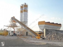 اسمنت Fabo POWERMIX-100 STATIONARY TYPE CONCRETE PLANT 100 M3/H مصنع اسمنت جديد