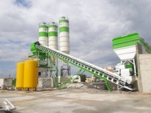 Fabo POWERMIX-160 STATIONARY TYPE CONCRETE PLANT WITH 160 M3/H CAPACITY асфальтобетонный завод новый
