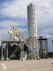 Centrale à béton Constmach 100 TONNES CAPACITY BOLTED TYPE CEMENT SILO, READY FROM STOCK