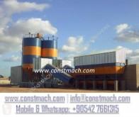 Constmach CENTRALE A BÉTON FIXE 240 m3 / h MEILLEURES QUALITE ET PRIX ! centrale à béton neuf