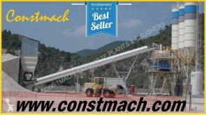Constmach 120 m3/h CAPACITY CONCRETE PLANT WITH CE CERTIFICATE, 2 YEARS WARRANTY betonový agregát nový