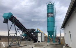 Constmach 45 m3/h MOBILE CONCRETE PLANT, CALL NOW FOR MORE INFORMATION! betonový agregát nový