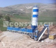 Hormigón Constmach 100 m3/h CAPACITY DRY MIX CONCRETE BATCHING PLANT FOR SALE WITH 2 YEARS WARRANTY planta de hormigón nuevo