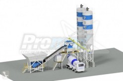 Betonárske zariadenie dávkovacie zariadenie betonárne Promaxstar Compact Concrete Batching Plant C100-TWN PLUS (100m³/h)