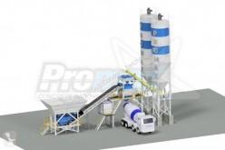 اسمنت مصنع اسمنت Promaxstar Compact Concrete Batching Plant C100-TWN PLUS (100m³/h)