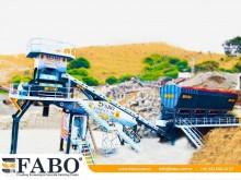 Betoniera staţie de beton Fabo FABOMIX COMPACT-110 CONCRETE PLANT | CONVEYOR TYPE
