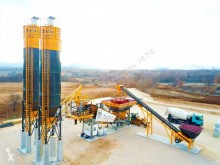 اسمنت مصنع اسمنت Fabo TURBOMIX-90 MOBILE CONCRETE BATCHING PLANT