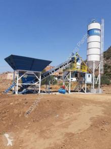 Hormigón Promaxstar PLANTA DE HORMIGÓN COMPACTA C60-SNG PLUS(60m3/h) planta de hormigón nuevo