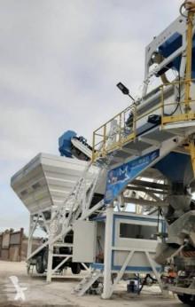 Centrale à béton Promaxstar Mobile Concrete Batching Plant M120-TWN (120m3/h)