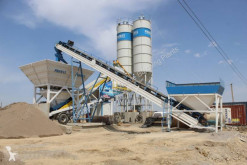 Hormigón planta de hormigón Promaxstar Mobile Concrete Batching Plant M100-TWN (100m3/h)