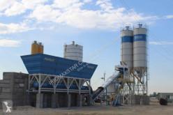 Hormigón planta de hormigón Promaxstar Compact Concrete Batching Plant C100-TWN LINE (100m³/h)