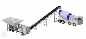 Hormigón planta de hormigón Promaxstar Mobile Concrete Batching Plant M30-PLNT (30m3/h)