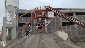 Fabo POWERMIX-90 FIXED CONCRETE MIXING PLANT neue Betonmischanlage