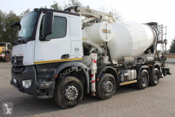 Cifa MK28L sur châssis MERCEDES-BENZ Arocs 4140 8x4 MK28L used concrete pump truck