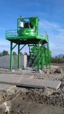 Sumab Universal High Capacity! T-90 (90m3/h) stationary concrete plant betonový agregát nový