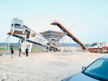 اسمنت مصنع اسمنت Fabo TURBOMIX-110 Mobile Concrete Batching Plant