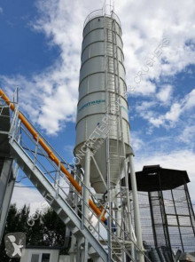 Hormigón Constmach 100 TONS CAPACITY BOLTED TYPE CEMENT SILO, READY FROM STOCK planta de hormigón nuevo