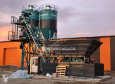 Асфальтобетонный завод Constmach 30 m3/h COMPACT CONCRETE PLANT WITH 2 SETS CEMENT SILO
