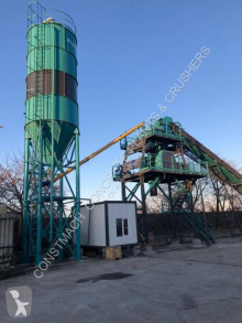 Constmach FIX TYPE CONCRETE PLANT 60 m3/h, 2 YEARS WARRANTY új betonozó üzem