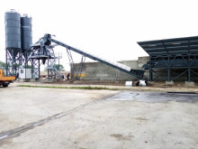 Betoniera staţie de beton Constmach DELIVERY FROM STOCK! 100 m3/h CAPACITY FIX TYPE CONCRETE PLANT