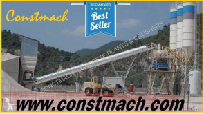 Constmach 120 m3/h CAPACITY CONCRETE PLANT WITH CE CERTIFICATE, 2 YEARS WARRANTY new concrete plant
