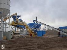 Hormigón Promaxstar Mobile Concrete Batching Plant M120-TWN (120m3/h) planta de hormigón nuevo