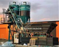 Constmach concrete plant БЕТОННЫЙ ЗАВОД КОМПАКТНОГО ТИПА, ПРОИЗВОДИТЕЛЬНОСТЬ 30 м3 / ч. С ДВУМЯ КОМПЛЕКТАМИ ЦЕМЕНТНОГО СИЛОСА