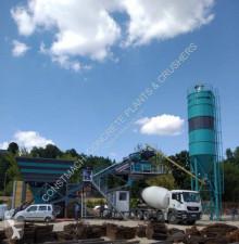 Betonárske zariadenie dávkovacie zariadenie betonárne Constmach ПОЛУГАЛЬВАНИЗИРОВАННЫЙ МОБИЛЬНЫЙ БЕТОННЫЙ ЗАВОД, 60 м3 /ч.