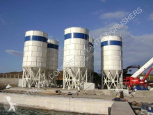 Constmach 300 TONNES CAPACITY BOLTED TYPE CEMENT SILO betoncenter ny