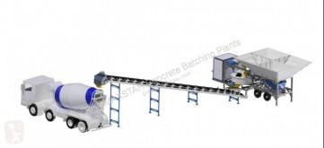 Promaxstar Mobile Concrete Batching Plant M30-PLNT (30m3/h) centrale à béton neuve