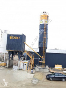 Fabo POWERMIX 90 STATIONARY CONCRETE MIXING PLANT WITH HIGH CAPACITY betoncenter ny