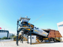 Fabo TURBOMIX-100 MOBILE CONCRETE PLANT READY ON STOCK centrale à béton neuve