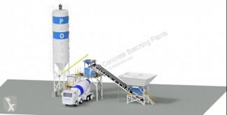 Promaxstar betonozó üzem Compact Concrete Batching Plant C60-SNG PLUS (60m³/h)