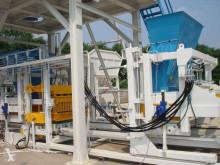 Sumab Universal U-600 (800 blocks/Hour) Stationary block machine výrobní jednotka betonových výrobků nový