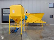Sumab betonozó üzem Universal Small automatic plant! Mini Model (9m3/h) Mobile plant