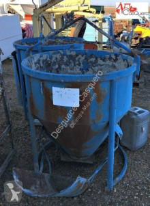 CUBO HORMIGON used concrete mixer