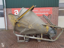 Beco kubel 2000 liter concrete used