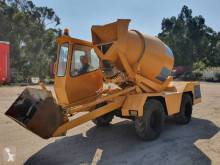 Carmix 2.5 used concrete mixer