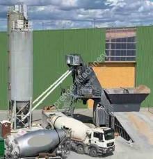 Stetter M2 TZ gebrauchte Betonmischanlage
