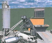 Stetter Betonmischanlage M 2 TZ
