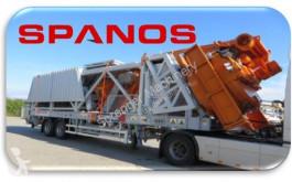 Hormigón Spanos Spanos Mobispa 60 neuf planta de hormigón nuevo
