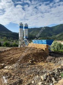 اسمنت Promaxstar Compact Concrete Batching Plant C60-SNG LINE (60m³/h) مصنع اسمنت جديد