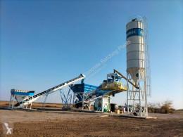 Promaxstar Mobile Concrete Batching Plant M100-TWN (100m³/h) centrale à béton neuve