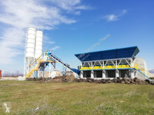 Promaxstar Compact Concrete Batching Plant C60-SNG LINE (60m³/h) betonganläggning ny
