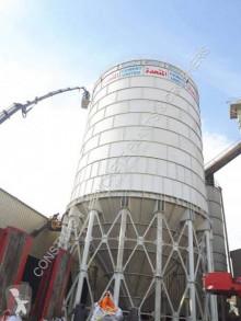 Betonárske zariadenie dávkovacie zariadenie betonárne Constmach 3000 Tonnes Capacity CEMENT SILO