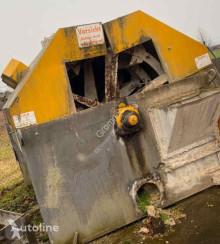 Restbetonanlage gebrauchte Betonmischanlage