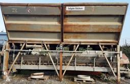 Reihensilo gebrauchte Betonmischanlage
