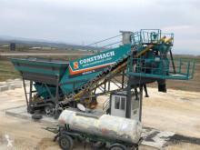 Constmach CENTRALE À BÉTON MOBILE ENTIÈREMENT AUTOMATIQUE 30 m3/h DE CONSTMACH betoncenter ny