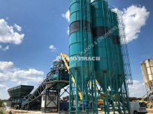 Constmach PREMIUM QUALITY, MOBILE CONCRETE PLANT 120 m3/h CAPACITY betoncenter ny